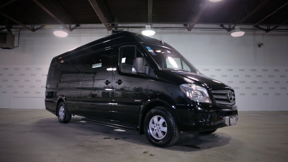 M&M Limousine Van - Limo Rental Services