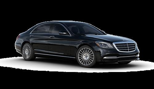 Mercedes Sedan